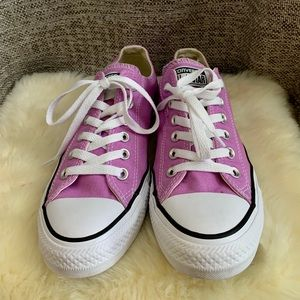 ✨Converse All Star Pink Color Size US8 NEW.